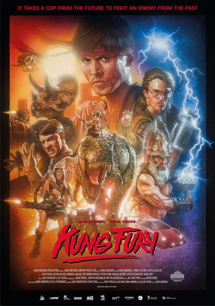 KungFury_poster